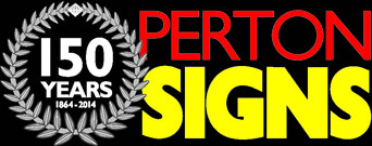 Perton Signs Logo