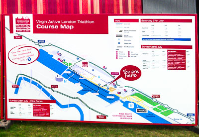 Area maps from Perton Signs